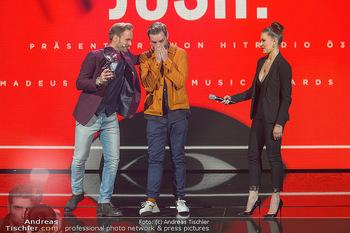 Amadeus Austria Music Awards 2019 - Volkstheater Wien - Do 25.04.2019 - JOSH (Bühnenfoto)149