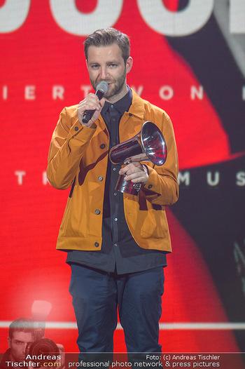 Amadeus Austria Music Awards 2019 - Volkstheater Wien - Do 25.04.2019 - JOSH (Bühnenfoto)151