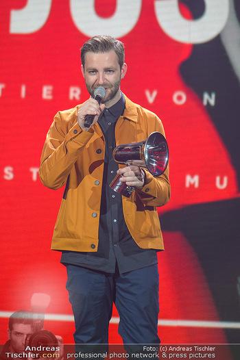 Amadeus Austria Music Awards 2019 - Volkstheater Wien - Do 25.04.2019 - JOSH (Bühnenfoto)152