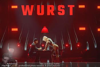Amadeus Austria Music Awards 2019 - Volkstheater Wien - Do 25.04.2019 - WURST (conchita) Auftrittsfoto, Bühnenfoto198