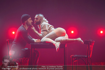 Amadeus Austria Music Awards 2019 - Volkstheater Wien - Do 25.04.2019 - WURST (conchita) Auftrittsfoto, Bühnenfoto200