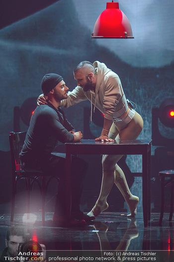 Amadeus Austria Music Awards 2019 - Volkstheater Wien - Do 25.04.2019 - WURST (conchita) Auftrittsfoto, Bühnenfoto203