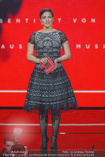 Amadeus Austria Music Awards 2019 - Volkstheater Wien - Do 25.04.2019 - Ina REGEN240