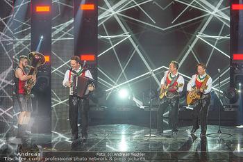 Amadeus Austria Music Awards 2019 - Volkstheater Wien - Do 25.04.2019 - Die JUNGEN ZILLERTALER - Juzis (Bühnenfoto)286