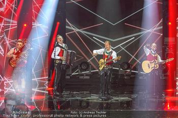 Amadeus Austria Music Awards 2019 - Volkstheater Wien - Do 25.04.2019 - Die JUNGEN ZILLERTALER - Juzis (Bühnenfoto)287
