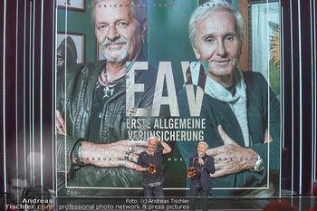 Amadeus Austria Music Awards 2019 - Volkstheater Wien - Do 25.04.2019 - EAV Klaus Eberhartinger, Thomas Spitzer mit Award fürs Lebenswe297