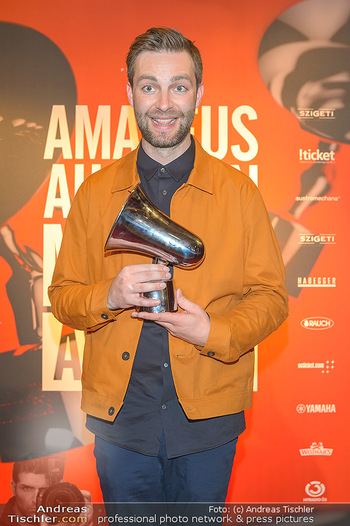 Amadeus Austria Music Awards 2019 - Volkstheater Wien - Do 25.04.2019 - JOSH315
