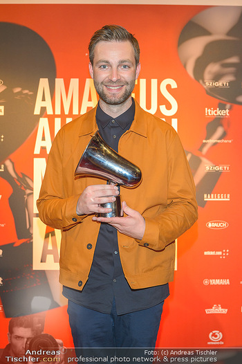 Amadeus Austria Music Awards 2019 - Volkstheater Wien - Do 25.04.2019 - JOSH316