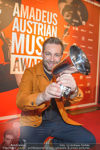 Amadeus Austria Music Awards 2019 - Volkstheater Wien - Do 25.04.2019 - JOSH319