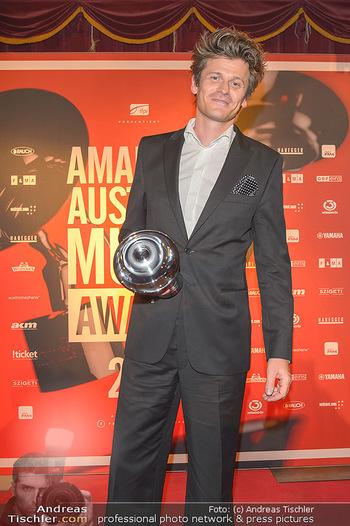 Amadeus Austria Music Awards 2019 - Volkstheater Wien - Do 25.04.2019 - Norbert SCHNEIDER320