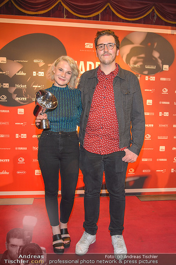 Amadeus Austria Music Awards 2019 - Volkstheater Wien - Do 25.04.2019 - AVEC322