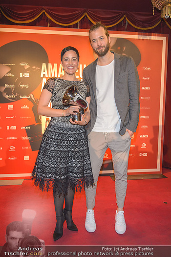 Amadeus Austria Music Awards 2019 - Volkstheater Wien - Do 25.04.2019 - 324