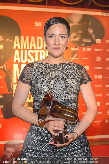 Amadeus Austria Music Awards 2019 - Volkstheater Wien - Do 25.04.2019 - Ina REGEN325