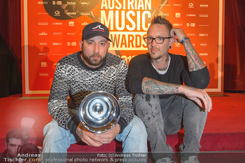 Amadeus Austria Music Awards 2019 - Volkstheater Wien - Do 25.04.2019 - Christopher SEILER, Bernhard SPEER331