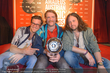 Amadeus Austria Music Awards 2019 - Volkstheater Wien - Do 25.04.2019 - KRAUTSCHÄDL341