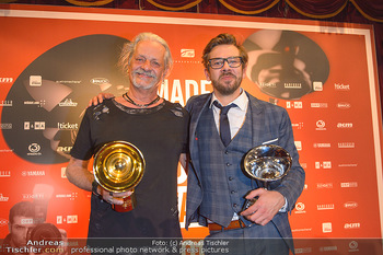 Amadeus Austria Music Awards 2019 - Volkstheater Wien - Do 25.04.2019 - EAV Thomas SPITZER, LEMO343