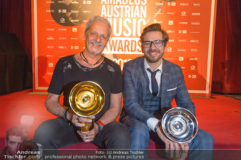 Amadeus Austria Music Awards 2019 - Volkstheater Wien - Do 25.04.2019 - EAV Thomas SPITZER, LEMO344
