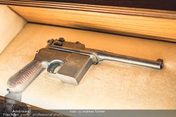 Architektur und Portraits - Johann Springer´s Erben Museum - Sa 27.04.2019 - alte Waffe, Gewehr, Pistole Flinte, Jagdwaffe, Kanone, Revolver,34
