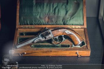 Architektur und Portraits - Johann Springer´s Erben Museum - Sa 27.04.2019 - alte Waffe, Gewehr, Pistole Flinte, Jagdwaffe, Kanone, Revolver,37