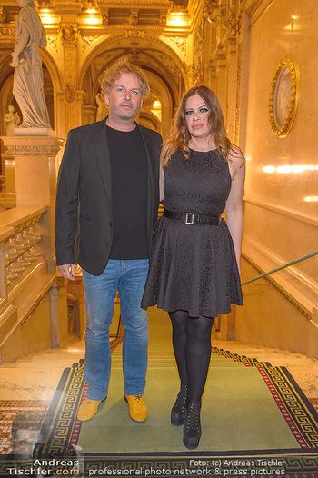 Filmpremiere ´Backstage Wiener Staatsoper´ - Wiener Staatsoper - So 28.04.2019 - Natalia USHAKOVA, Rainer SCHENDL4