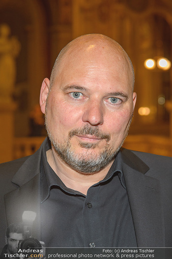 Filmpremiere ´Backstage Wiener Staatsoper´ - Wiener Staatsoper - So 28.04.2019 - Stephanus DOMANIG (Portrait)11