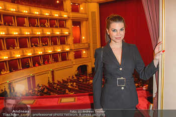 Filmpremiere ´Backstage Wiener Staatsoper´ - Wiener Staatsoper - So 28.04.2019 - Leona KÖNIG31