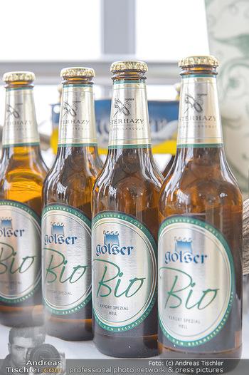 Esterhazy Genussfrühstück - Donauturm Wien - Di 30.04.2019 - Biobier (alkoholfreies Bio Bier Esterhazy)23
