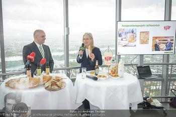 Esterhazy Genussfrühstück - Donauturm Wien - Di 30.04.2019 - 45