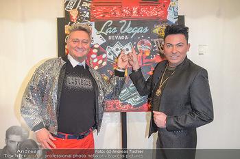 Cirque Du Vegas - Zirkuszelt, Wien - Di 30.04.2019 - Hubert und Matthias FELLA8