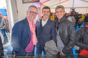 Cirque Du Vegas - Zirkuszelt, Wien - Di 30.04.2019 - Peter STÖGER, Peter ARTNER, Hubert Hupo NEUPER14