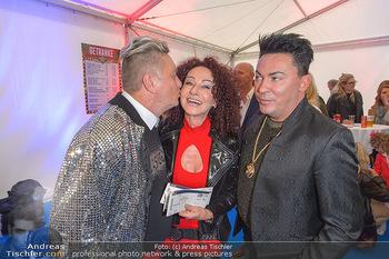Cirque Du Vegas - Zirkuszelt, Wien - Di 30.04.2019 - Christina LUGNER, Hubert und Matthias FELLA22