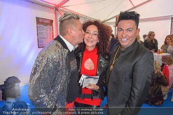 Cirque Du Vegas - Zirkuszelt, Wien - Di 30.04.2019 - Christina LUGNER, Hubert und Matthias FELLA23