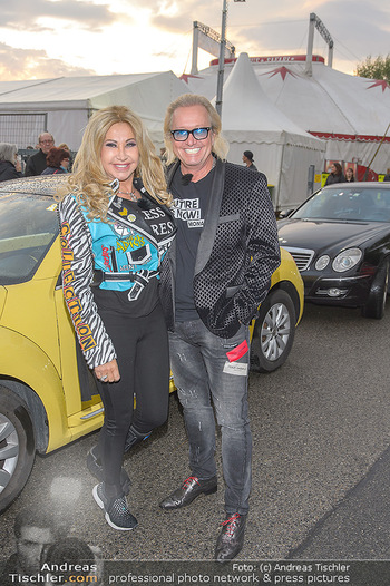 Cirque Du Vegas - Zirkuszelt, Wien - Di 30.04.2019 - Carmen und Robert GEISS (die Geissens)29