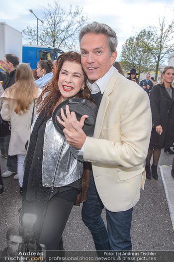 Cirque Du Vegas - Zirkuszelt, Wien - Di 30.04.2019 - Anja KRUSE, Alfons HAIDER50