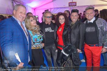 Cirque Du Vegas - Zirkuszelt, Wien - Di 30.04.2019 - Hugo BACHMAIER, Christina LUGNER, Carmen und Robert GEISS (die G72