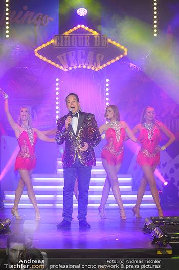 Cirque Du Vegas - Zirkuszelt, Wien - Di 30.04.2019 - Gregor GLANZ (Bühnenfoto)87