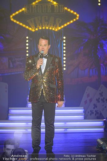 Cirque Du Vegas - Zirkuszelt, Wien - Di 30.04.2019 - Gregor GLANZ (Bühnenfoto)98