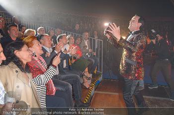 Cirque Du Vegas - Zirkuszelt, Wien - Di 30.04.2019 - Gregor GLANZ101
