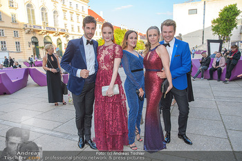 Duftstars Awards - MQ Halle E, Wien - Do 02.05.2019 - Nina PROLL, Sonja KIRCHBERGER, Barbara MEIER, Adi WEISS, Michael1