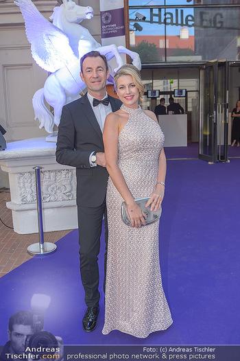 Duftstars Awards - MQ Halle E, Wien - Do 02.05.2019 - Harald und Andrea HAUKE2