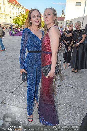 Duftstars Awards - MQ Halle E, Wien - Do 02.05.2019 - Nina PROLL, Sonja KIRCHBERGER21