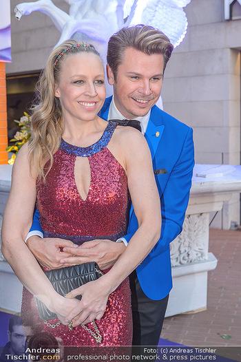 Duftstars Awards - MQ Halle E, Wien - Do 02.05.2019 - Nina PROLL, Adi WEISS30