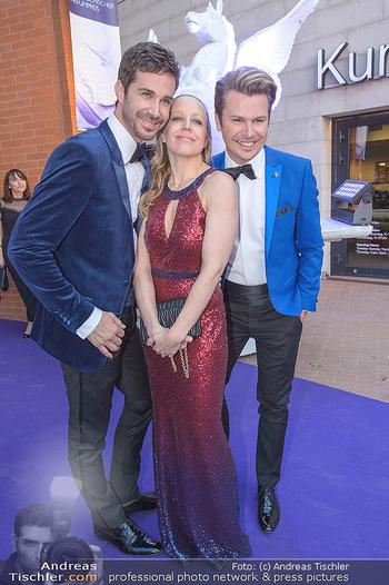 Duftstars Awards - MQ Halle E, Wien - Do 02.05.2019 - Nina PROLL, Adi WEISS, Michael LAMERANER32