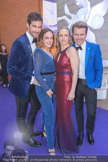 Duftstars Awards - MQ Halle E, Wien - Do 02.05.2019 - Nina PROLL, Adi WEISS, Michael LAMERANER, Sonja KIRCHBERGER33