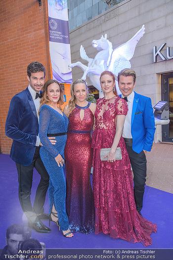 Duftstars Awards - MQ Halle E, Wien - Do 02.05.2019 - Nina PROLL, Sonja KIRCHBERGER, Barbara MEIER, Adi WEISS, Michael34