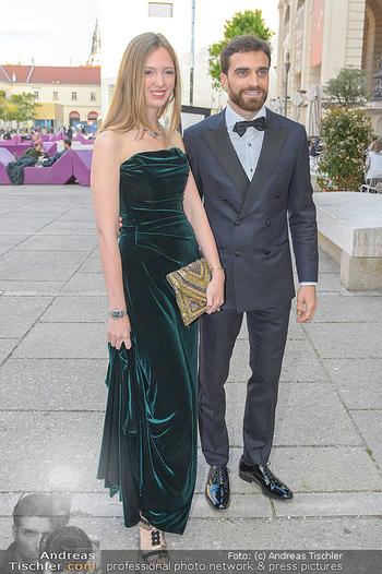 Duftstars Awards - MQ Halle E, Wien - Do 02.05.2019 - Eleonore HABSBURG, Jerome D´AMBROSIO42