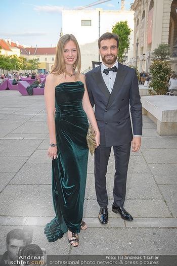 Duftstars Awards - MQ Halle E, Wien - Do 02.05.2019 - Eleonore HABSBURG, Jerome D´AMBROSIO44