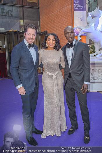 Duftstars Awards - MQ Halle E, Wien - Do 02.05.2019 - Ana Milva GOMES, Papis LOVEDAY, Daniel SERAFIN59