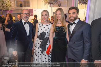 Duftstars Awards - MQ Halle E, Wien - Do 02.05.2019 - Petra MAIR, Kurt AUER, Eleonore HABSBURG, Jerome D´AMBROSIO60