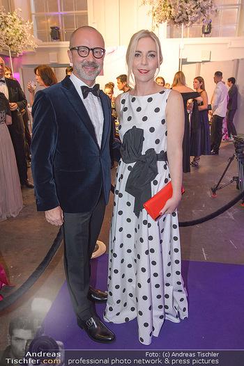 Duftstars Awards - MQ Halle E, Wien - Do 02.05.2019 - Petra MAIR, Kurt AUER62